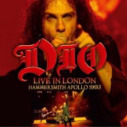 Descargar Dio – Live in London, Hammersmith Apollo 1993 [2014] MEGA