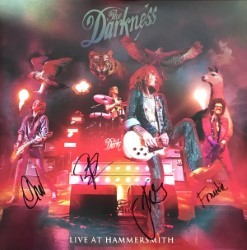 Descargar The Darkness – live at hammersmith [2018] MEGA