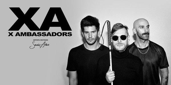 Discografia X Ambassadors MEGA Completa