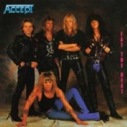 Descargar Accept - Eat the Heat [1989] MEGA