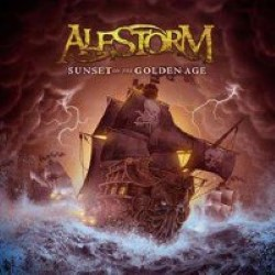 Descargar Alestorm - Sunset on the Golden Age [2014] MEGA