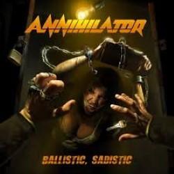 Descargar Annihilator – Ballistic, Sadistic [2020] MEGA