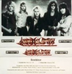Descargar Annihilator - Alice in Hell [1989] MEGA