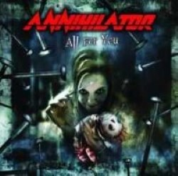 Descargar Annihilator - All for You [2004] MEGA