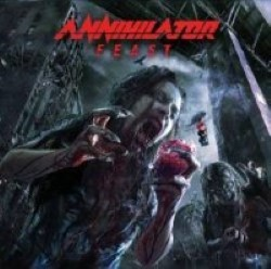 Descargar Annihilator - Feast [2013] MEGA