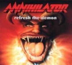 Descargar Annihilator - Refresh the Demon [1996] MEGA