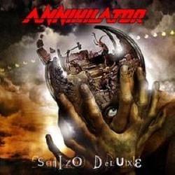 Descargar Annihilator - Schizo Deluxe [2005] MEGA