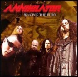 Descargar Annihilator - Waking the Fury [2002] MEGA