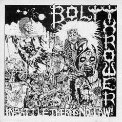 Descargar Bolt Thrower - In Battle There is No Law [1988] MEGA