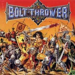 Descargar Bolt Thrower - War Master [1991] MEGA