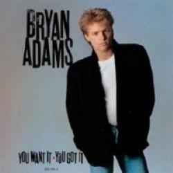 Descargar Bryan Adams - You Want It, You Got It [1981] MEGA
