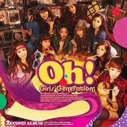 Descargar Girls Generation - Oh [2010] MEGA