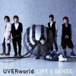 Descargar Uverworld - Life 6 SENSE [2011] MEGA