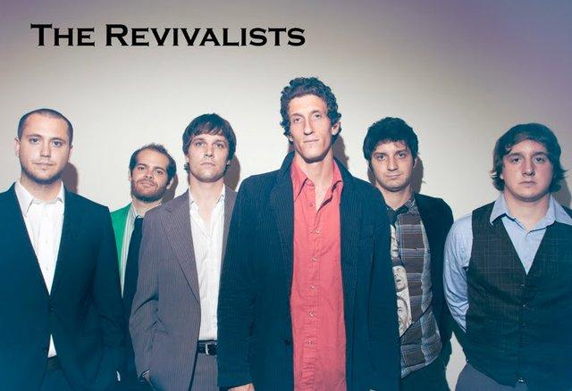 Discografia The Revivalists MEGA Completa