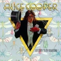 Descargar Alice Cooper - Welcome to My Nightmare [1975] MEGA