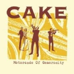 Descargar Cake - Motorcade of Generosity [1994] MEGA