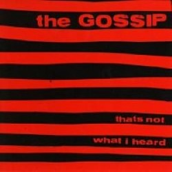 Descargar Gossip - That's Not What I Heard [2001] MEGA