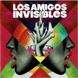 Descargar Los Amigos Invisibles - Commercial [2009] MEGA
