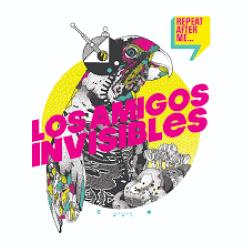 Descargar Los Amigos Invisibles - Repeat after me [2013] MEGA