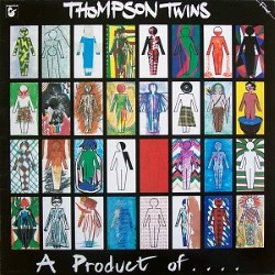 Descargar Thompson Twins - A Product of ... [Participation] [1981] MEGA