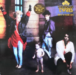 Descargar Thompson Twins - Here's to Future Days [1985] MEGA