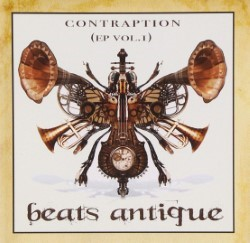 Descargar Beats Antique - Contraption Vol. 1 [2009] MEGA