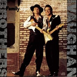 Descargar Stevie Ray Vaughan - Family Style [1990] MEGA
