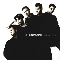 Descargar Boy Zone - Said and done [1994] MEGA